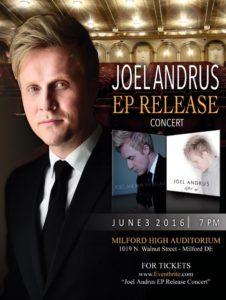 Joel Andrus EP Release Concert